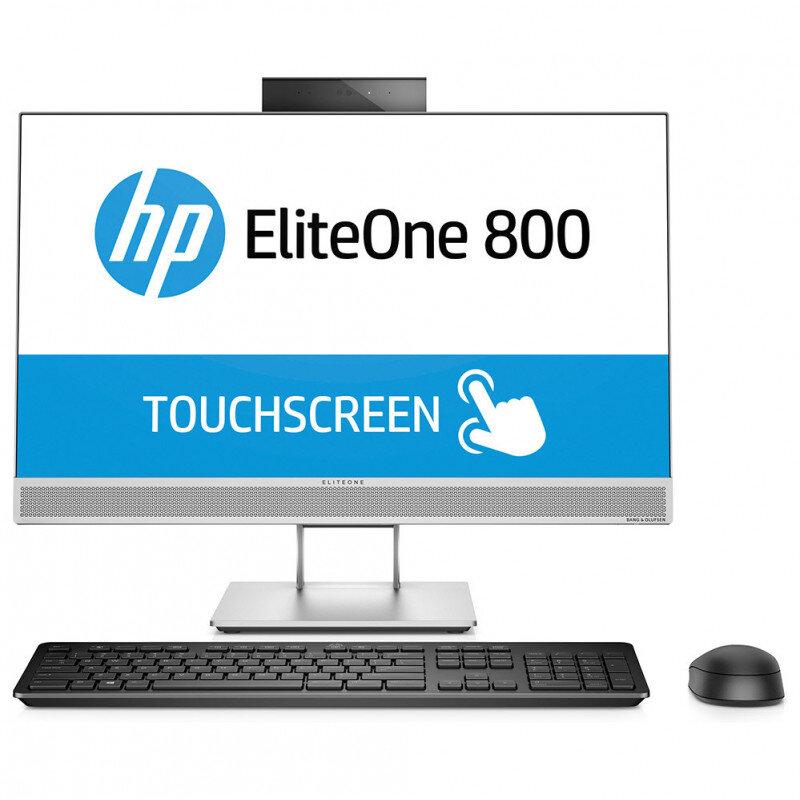 Máy tính để bàn HP All in one EliteOne 800 G4 4ZU47PA - Intel Core i7-8700, 8GB RAM, HDD 1TB, Intel Core i7-8700, 23.8 inch