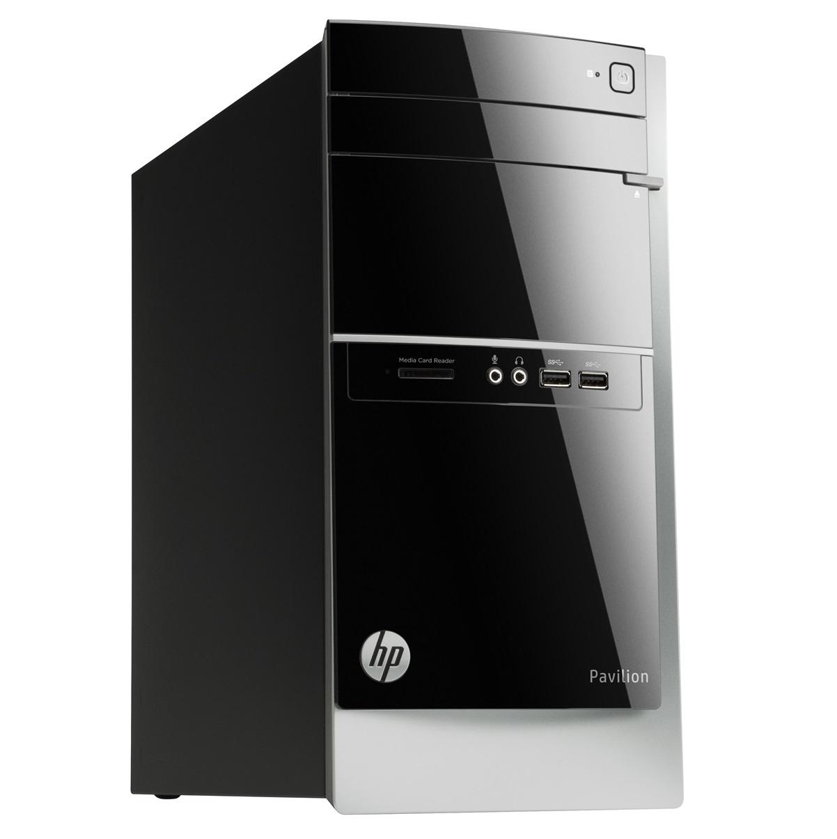 Máy tính để bàn HP Pavilion HP500-348X – Intel Core i7 4790, 4Gb RAM, 1Tb HDD, Nvidia GT710M 2Gb