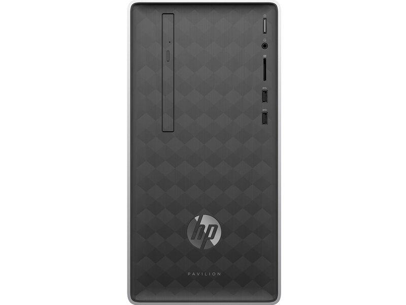 Máy tính để bàn HP Pavilion 590-p0079d 4LY18AA - Intel core i7, 8GB RAM, HDD 1TB, Nvidia GeForce GT730 2GB