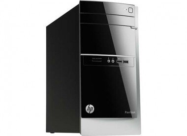 Máy tính để bàn HP Pavilion 500-311x (F7G32AA) - Intel Pentium G3240 3.10GHz, 2GB DDR3, 500GB HDD, VGA Intel HD graphics 4400