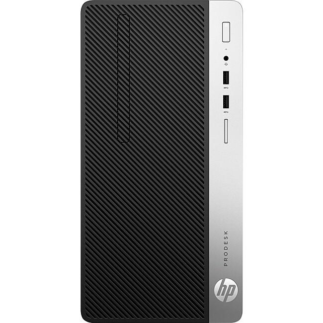 Máy tính để bàn HP ProDesk 400 G6 MT 3K078PA – Intel Core i5-9500, 8GB RAM, SSD 256GB, Intel UHD Graphics 630