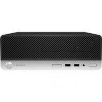 Máy tính để bàn HP ProDesk 400 G6 SFF 9TQ74PA - Intel Core i3-9100, 8GB RAM, HDD 1TB, Intel UHD Graphics