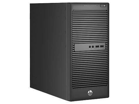 Máy tính để bàn HP ProDesk 406 G1 MT (G8B71AV) - Intel Core i7-4790, 4GB RAM, 500GB HDD