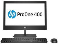 Máy tính để bàn HP ProOne 400 G4 4YL90PA - Intel core i3-8100T, 4GB RAM, HDD 1TB, Intel HD Graphics 630, 20 inch