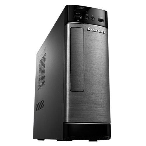 Máy tính để bàn Lenovo PC-H520 (57-312955) - Intel core i3-3220 3.3ghz, 2GB, 500GB, DVDRW, DOS + 18.5inch LCD