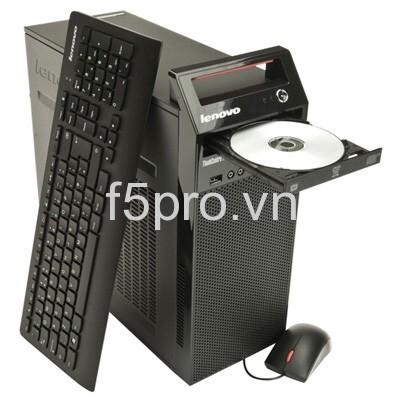 Máy tính để bàn Lenovo ThinkCentre E73 (10AS00BQVA) – Intel Core i5-4590s 3GHz, 4GB DDR3, 500GB HDD, Intel HD Graphics 4600