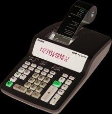Máy tính in giấy Casio DR-120TM