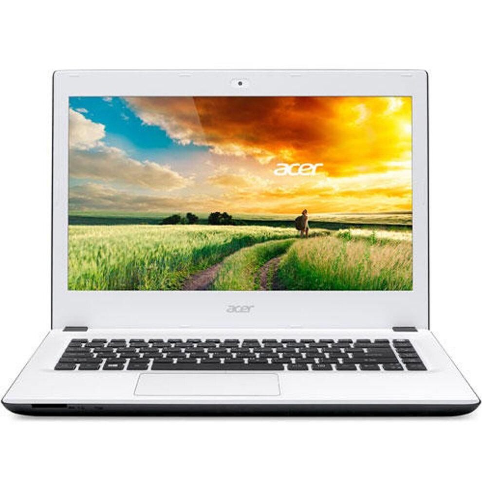 Máy tính xách tay Acer Aspire E5 473-39F NX.MXQSV.007 - Core i3 5005U, ram 2GB, HDD 500GB