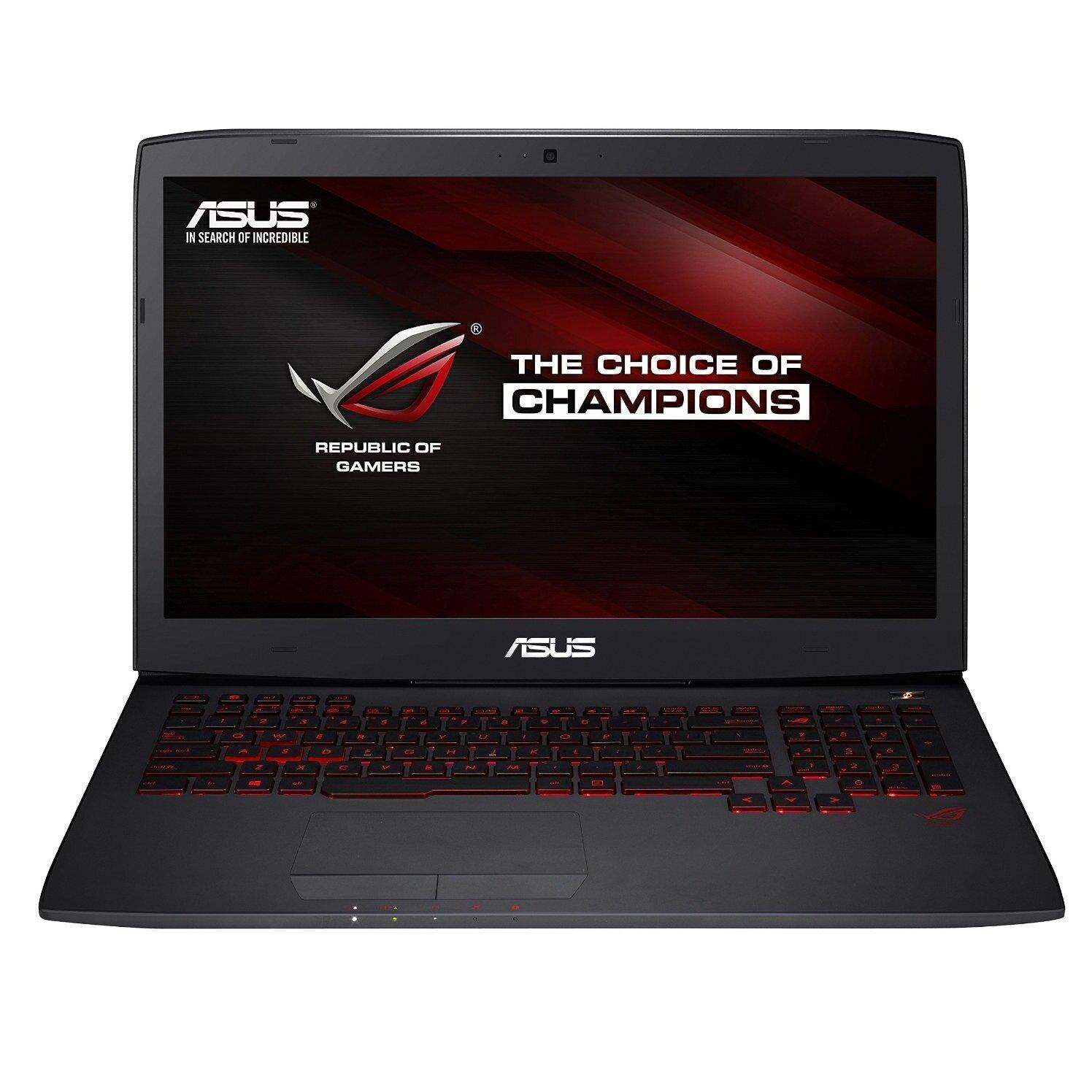 Máy tính xách tay Asus Gaming G751JT T7156D