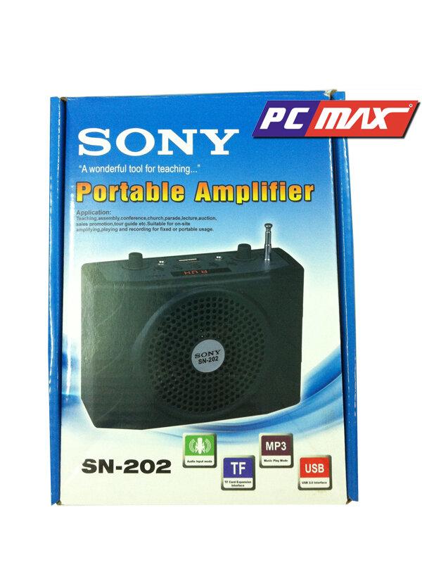 Máy trợ giảng Sony SN-202