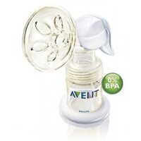Máy vắt sữa bằng tay Avent - NEW 100% BPA free