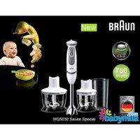 Máy xay cầm tay Braun MQ5030 Sauce Special