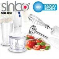 Máy xay cầm tay đa năng Sinbo SHB3047 (SHB-3047) - 200W