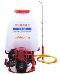 Máy xịt thuốc trừ sâu Oshima gx25
