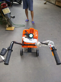 Máy xới đất mini Sharp SP-XDMN520