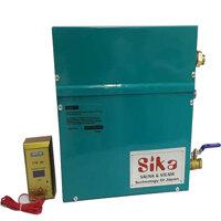 Máy xông hơi ướt Sika 9kw- điều khiển cơ