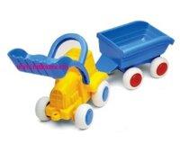Máy xúc Viking toys - 1065