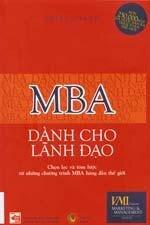 MBA dành cho lãnh đạo