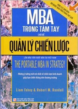 MBA Trong Tầm Tay Chủ Đề Quản Lý Chiến Lược