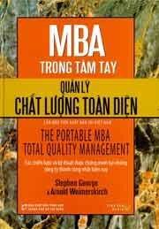 MBA Trong Tầm Tay Quản Lý Chất Lượng Toàn Diện