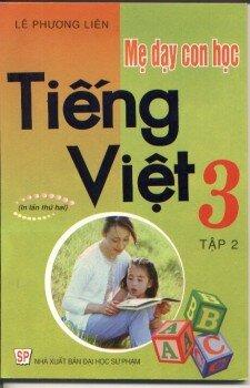 Mẹ dạy con học Tiếng Việt 3 2