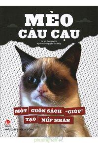 """Mèo Càu Cạu - Một Cuốn Sách """"Giúp"""" Tạo Nếp Nhăn"""