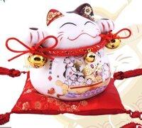 Mèo thần tài - Ngọc mãn đường 6088