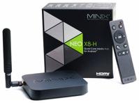 Android Tivi Box Minix Neo X8-H