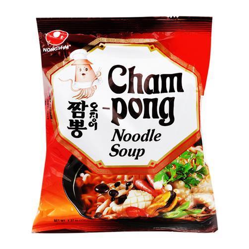 Mì Cham-pong Ramyun Nongshim gói 124g