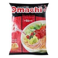 Mì khoai tây sốt bò hầm Omachi gói 80g