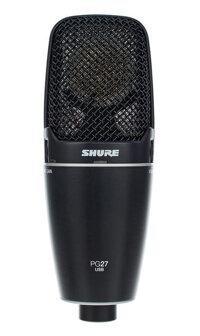 Micro cho thu âm Shure PG27-USB