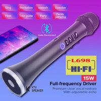 Micro karaoke bluetooth l698