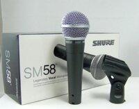 Micro karaoke có dây Shure SM-58