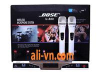 Micro karaoke không dây Bose U-880