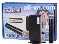 Micro karaoke không dây Ealsem ES-340