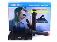Micro karaoke không dây Shuke UHF-980