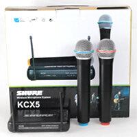 Micro karaoke không dây Shure KCX5