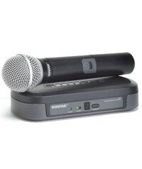 Micro karaoke không dây Shure PG4
