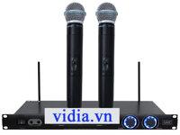 Micro Karaoke Không Dây Shure U880