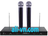 Micro karaoke không dây Sunrise SM-9300