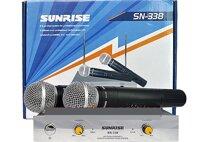 Micro karaoke không dây Sunrise SN-338