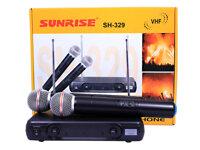 Micro karaoke không dây Sunrise SH-329