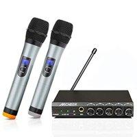 Micro karaoke không dây Archeer X168 UHF