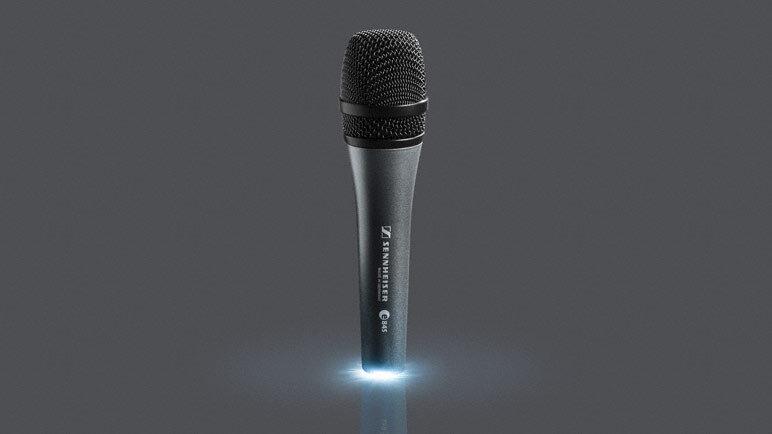 Micro karaoke Sennheizer E845
