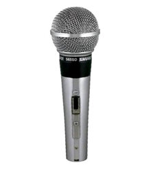 Micro karaoke Shure SM-565