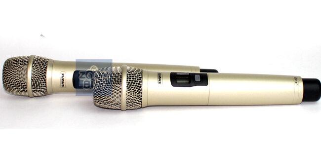 Micro karaoke Shure UR12D
