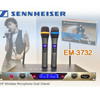 Micro karaoke Wireless Sennheiser EM-3732