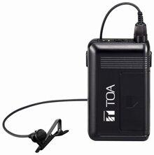Micro không dây cài áo TOA UHF WM-5320