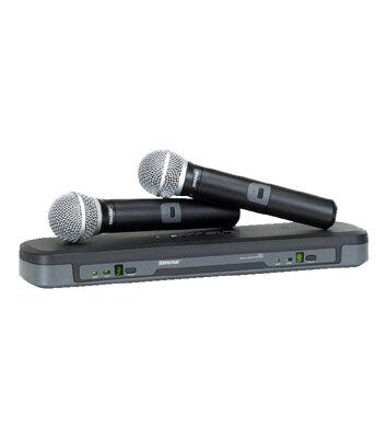 Micro không dây cầm tay Shure SVX 288E/PG28