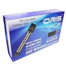 Micro không dây cho loa kéo Oris K6